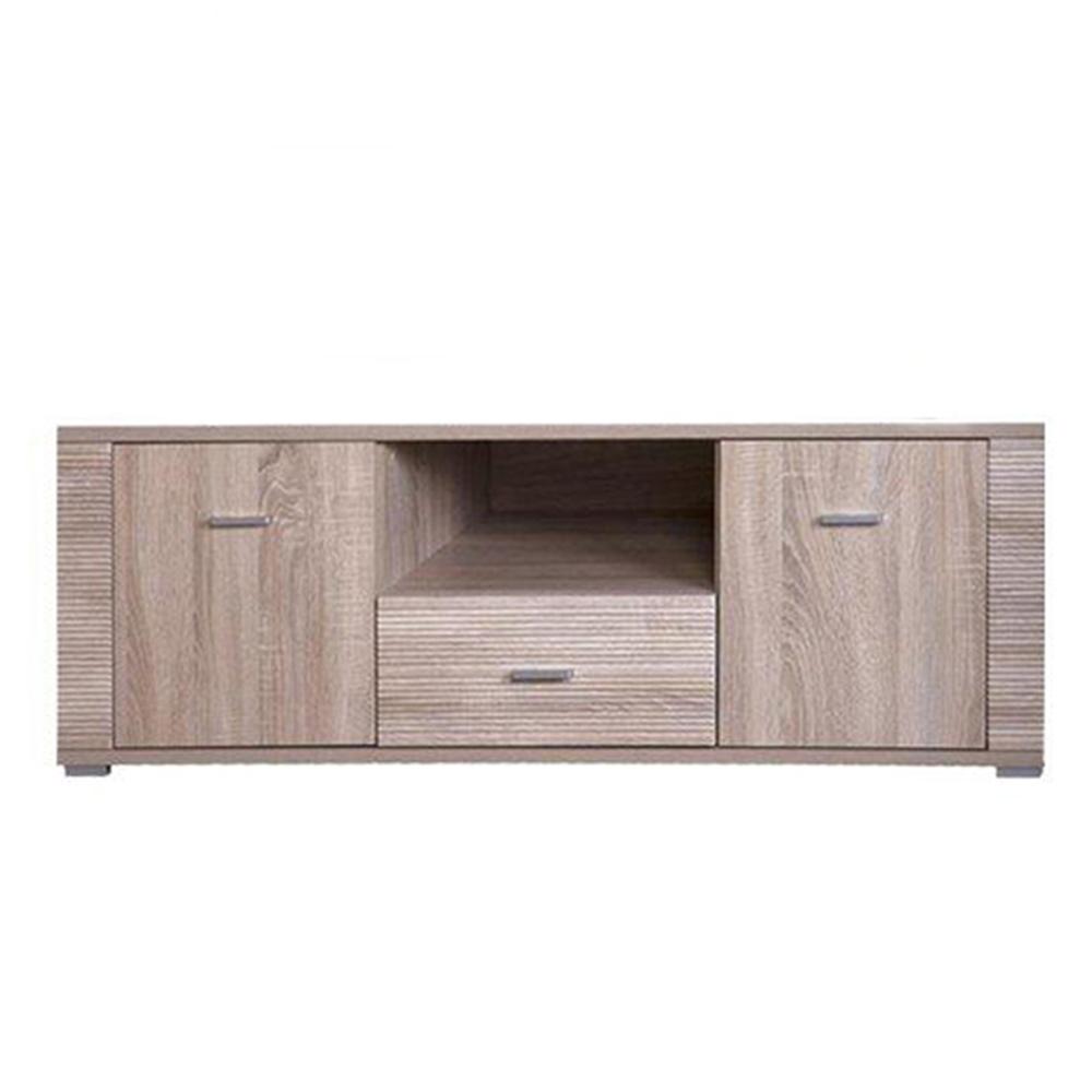 TV asztal/szekrény typ 13, sonoma tölgy, GRAND