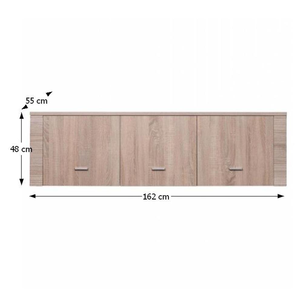 Extensie dulap tip 14, stejar sonoma, GRAND