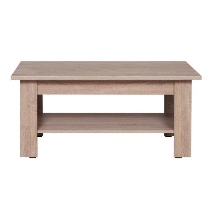 Konferenčný stolík typ 19, dub sonoma, GRAND