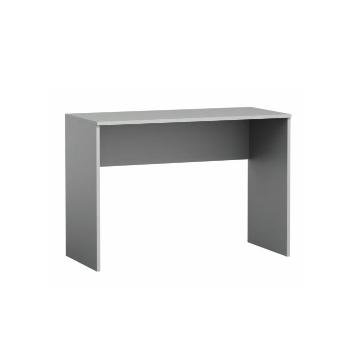 PC stôl, sivá, PIERE P08