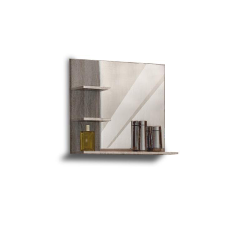 Zrkadlo 14, dub sonoma trufel, OLIVIA LUTR 14