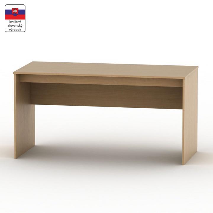 Písací stôl 150, buk, TEMPO ASISTENT NEW 020 PI