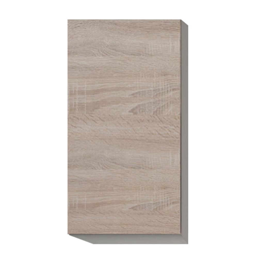 Dulap superior cu uşă verticală, stejar sonoma, dreapta, LINE G30