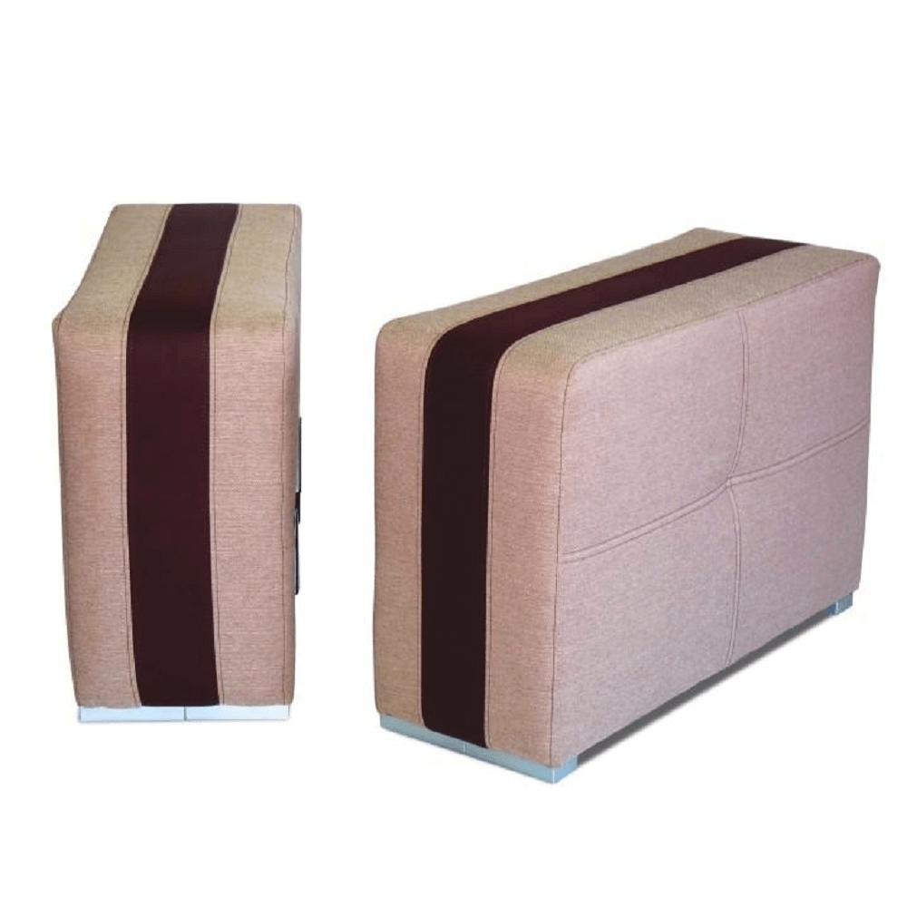 Cotieră 30(pereche), Portland maro deschis 22/piele ecologică ciocolatie, ROSANA