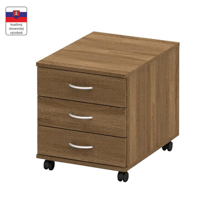 Kontajner, bardolino tmavé, TEMPO ASISTENT NEW 016, slovenský výrobok