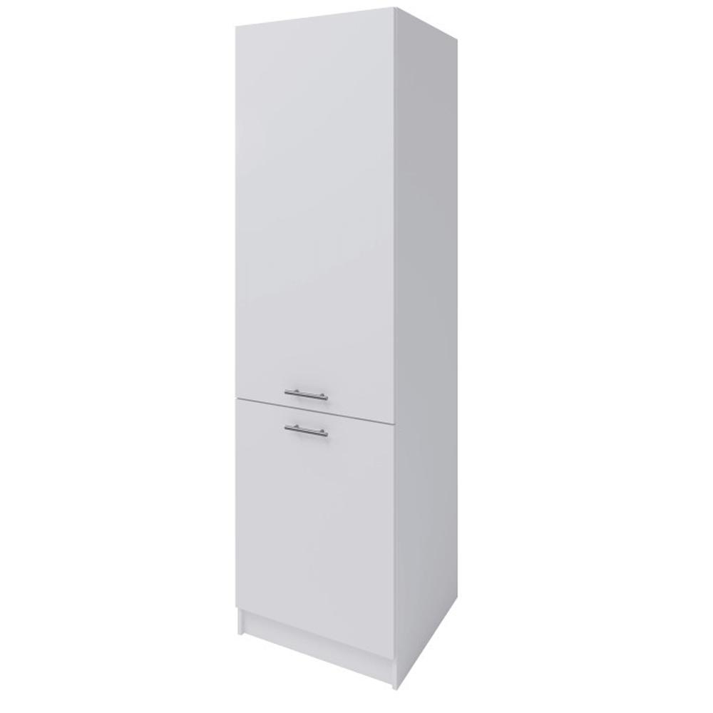 Dulap pentru produse alimentare, alb, deschidere stânga, FABIANA S60/210