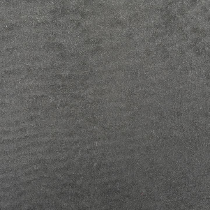 Rohová sedacia súprava, ekokoža čierna/sivá látka, ARON - materiál