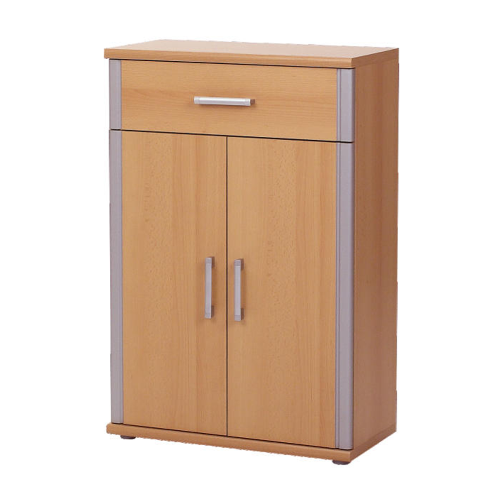 Cabinet inferior, fag, argintiu, LISSI TIPUL 08