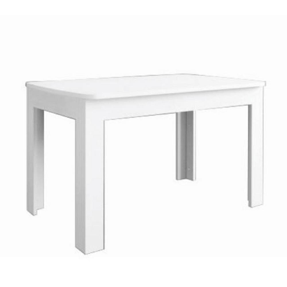 Nyitható étkezőasztal OLIVIA, DTD laminált, woodline bézs, TIFFY 15