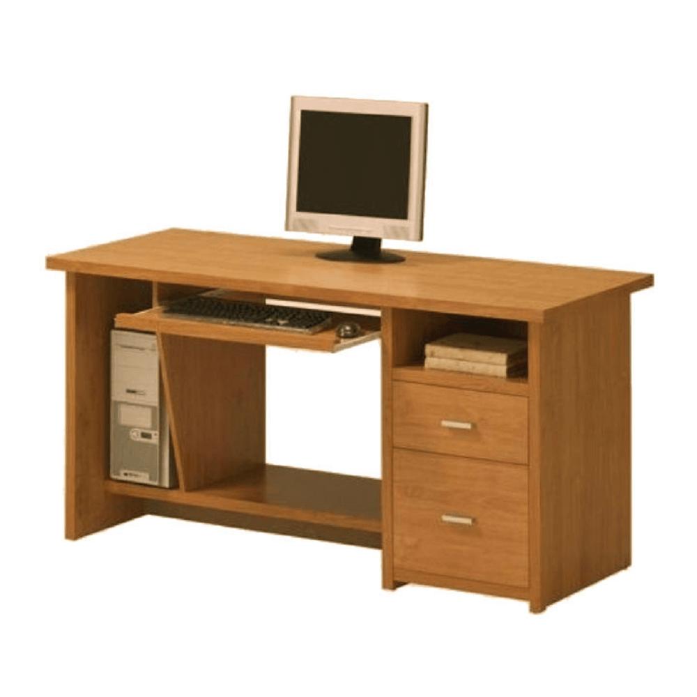 Masă PC, cireş, OSCAR PC1