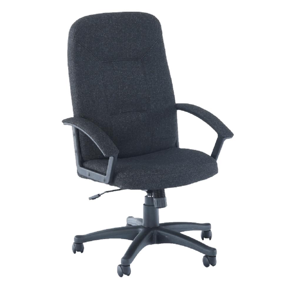 Fotoliu de birou, gri cu negru, TC3-867F