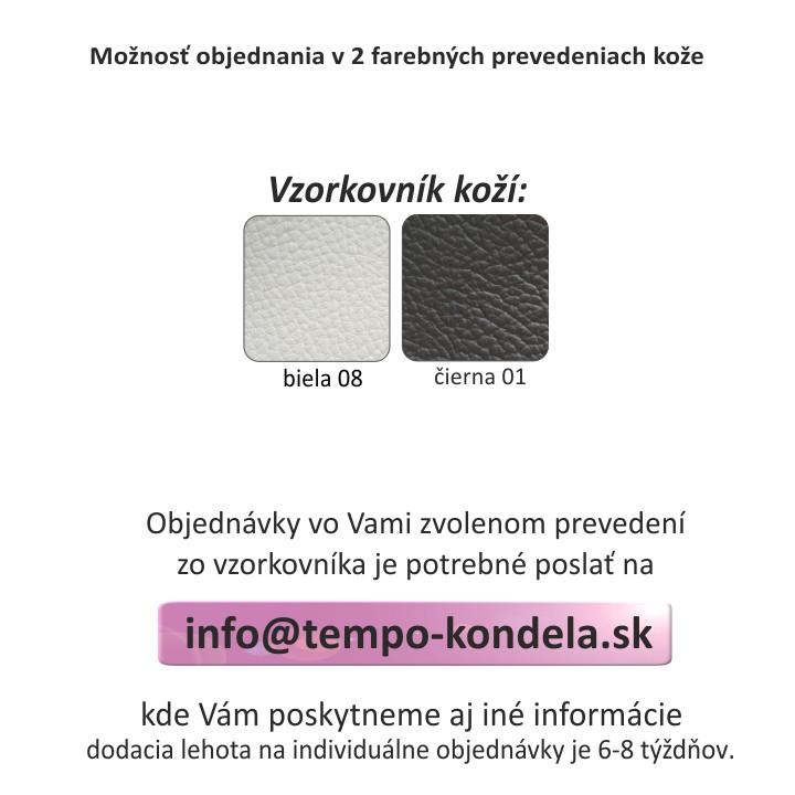 Vzorkovník ekokože VACO MO SK
