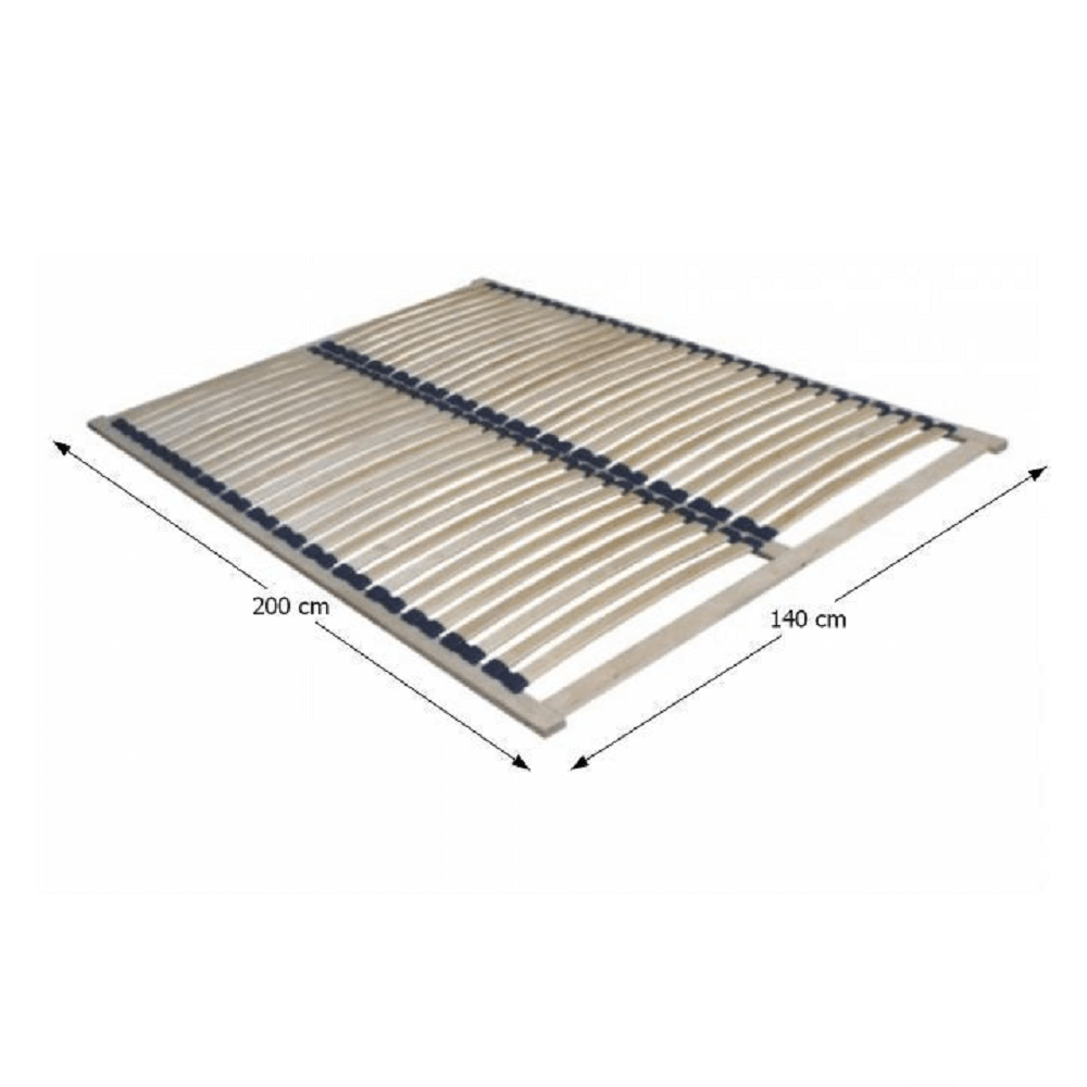 Ágyrács, 140x200 cm, TWINPACK
