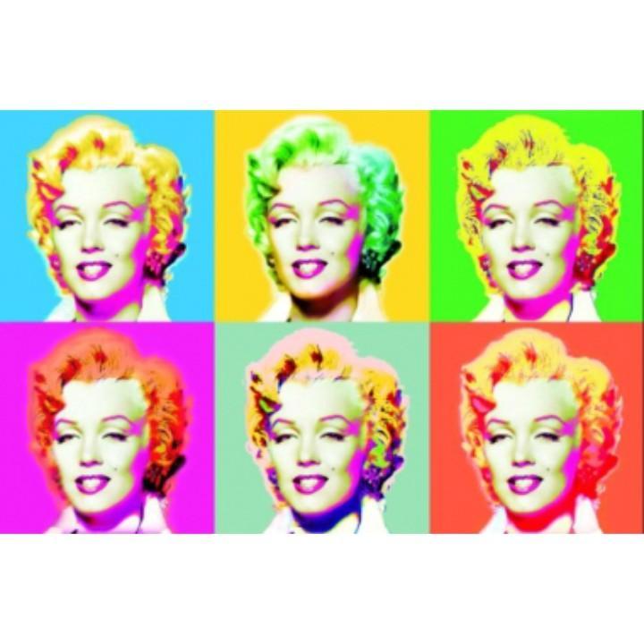 Fototapeta, Andy Warhol, MARILYN 682