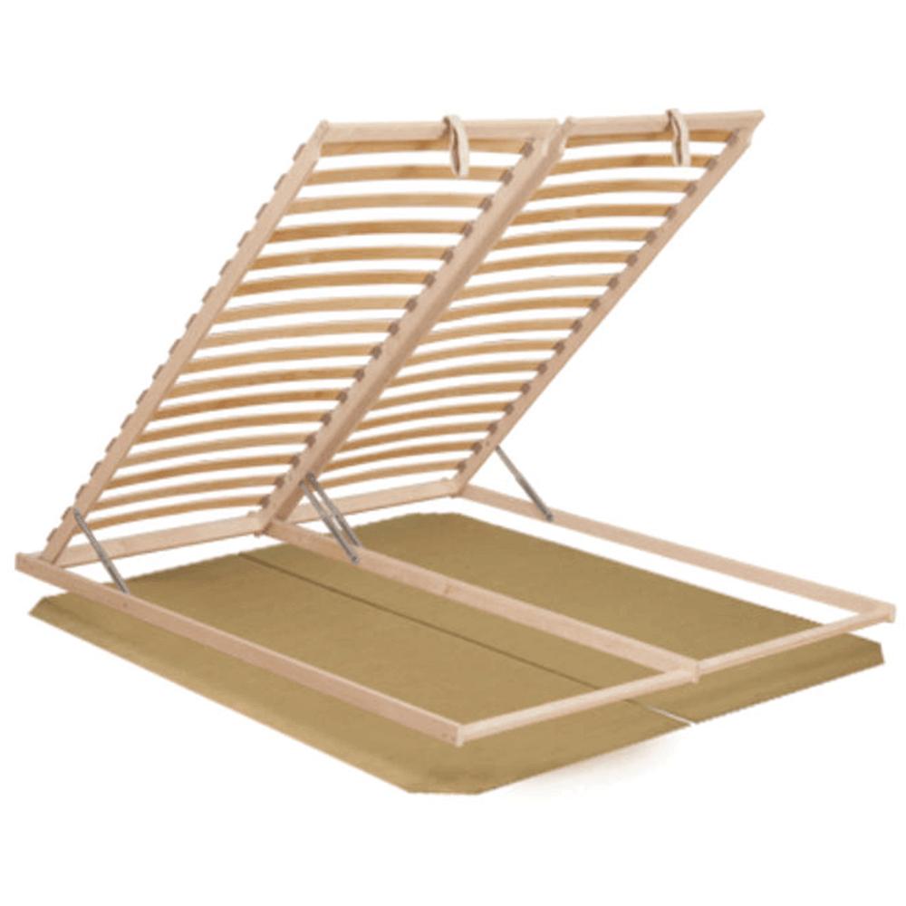 Suport pentru saltea, 180x200 cm, BASIC FLEX 3 ZONE