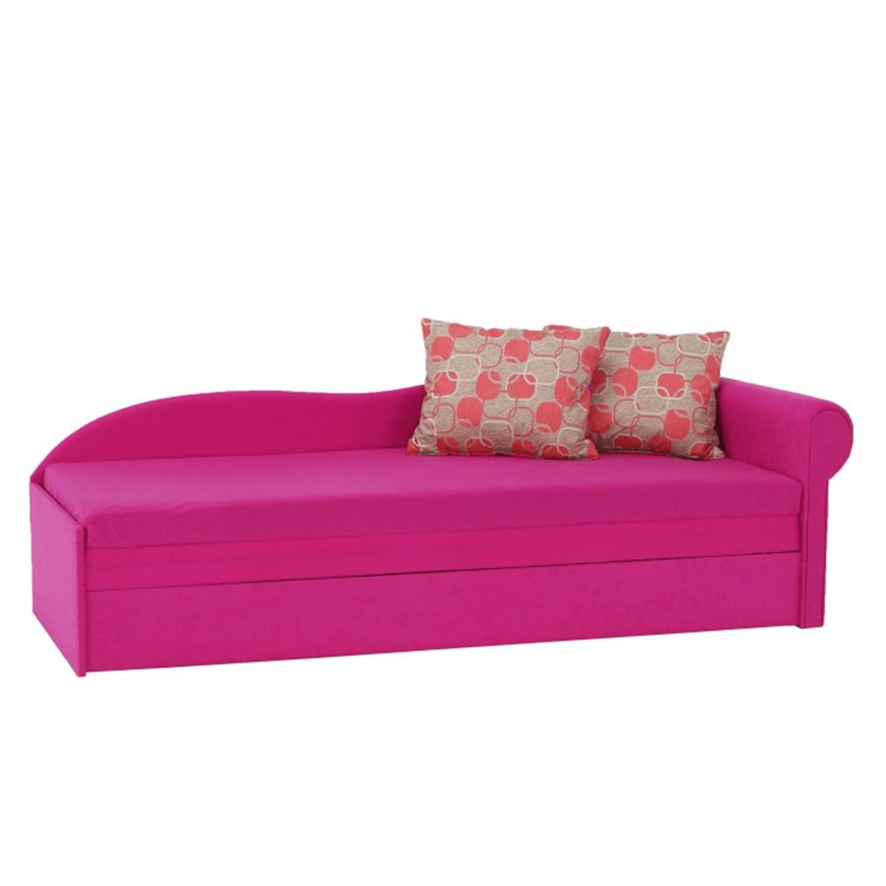 Colţar extensibil, roz, dreapta, AGA D