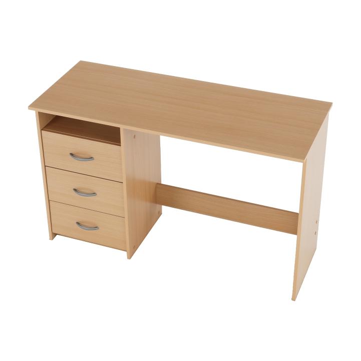 d39588459 PC stôl Laristone, farebné prevedenie buk | temponabytok.sk