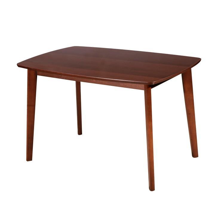 Étkezőasztal, 120x80, dió, ROSPAN