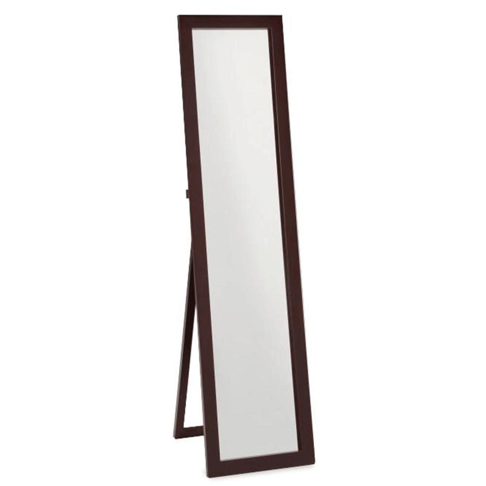 Zrkadlo, stojanové, cappucino, AIDA