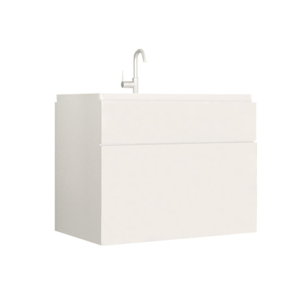 Dulap sub chiuvetă , alb/alb HG, MASON WH13