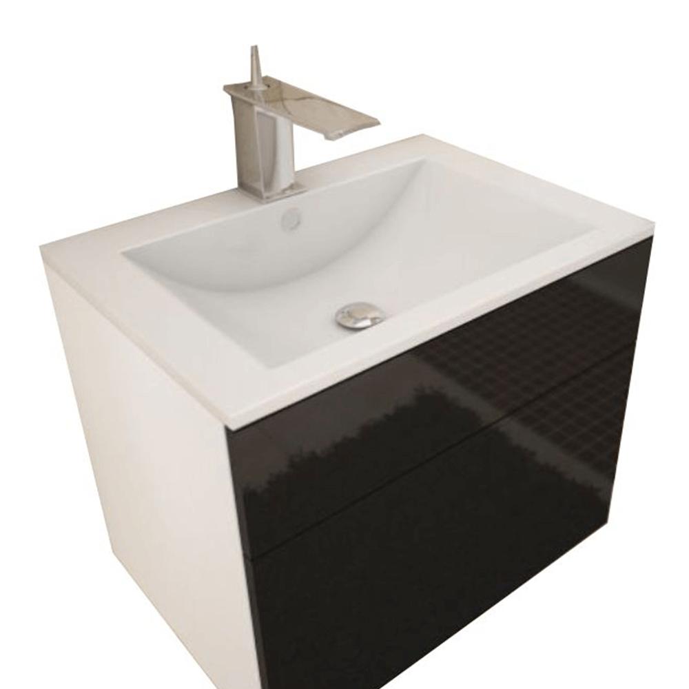 Dolomit mosdó, fehér, UM ECCE 610, MASON