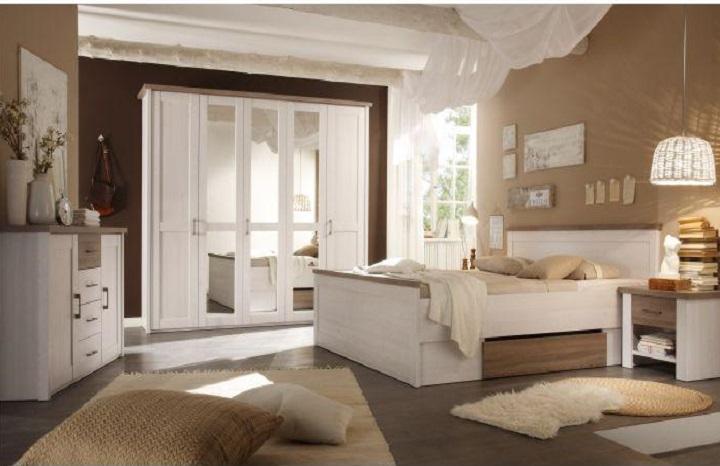 Spálňový nábytok Lumera