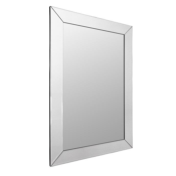 Zrkadlo, strieborná, ELISON TYP 2