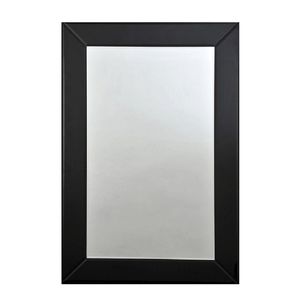 Oglindă, negru, ELISON TYP 4