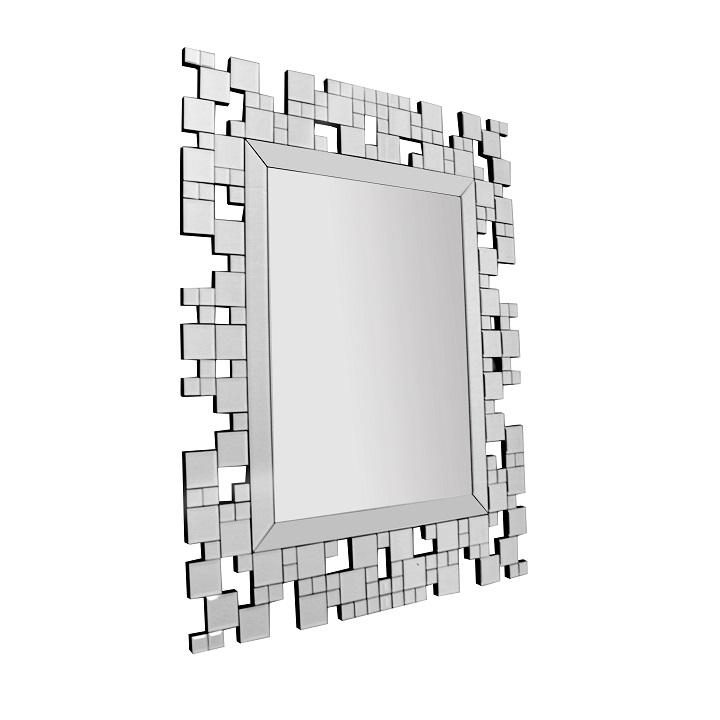Zrkadlo ELISON TYP 5, na bielom pozadí