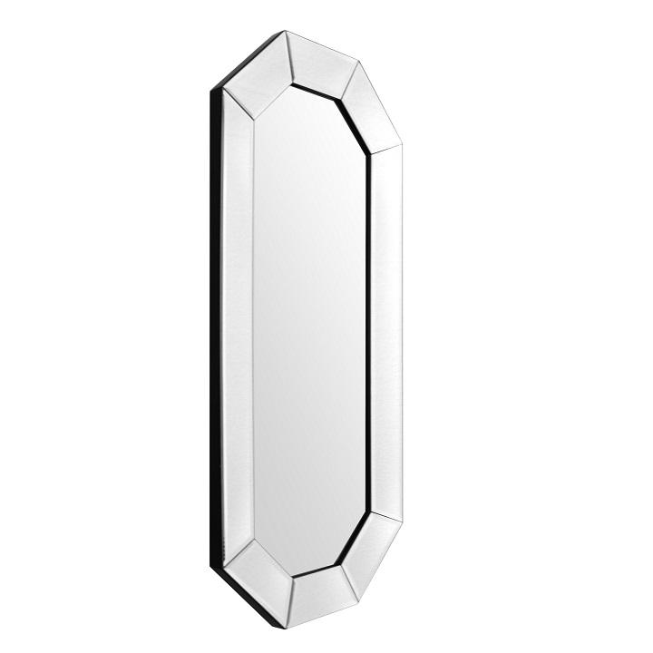 Zrkadlo ELISON TYP 11, na bielom pozadí