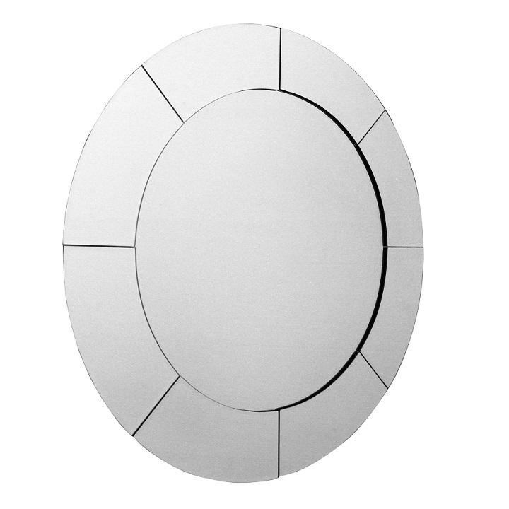 Zrkadlo ELISON TYP 15, na bielom pozadí