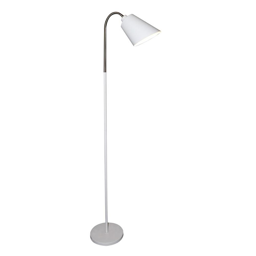 Lampă de podea, alb, JADE TYP 1 8201