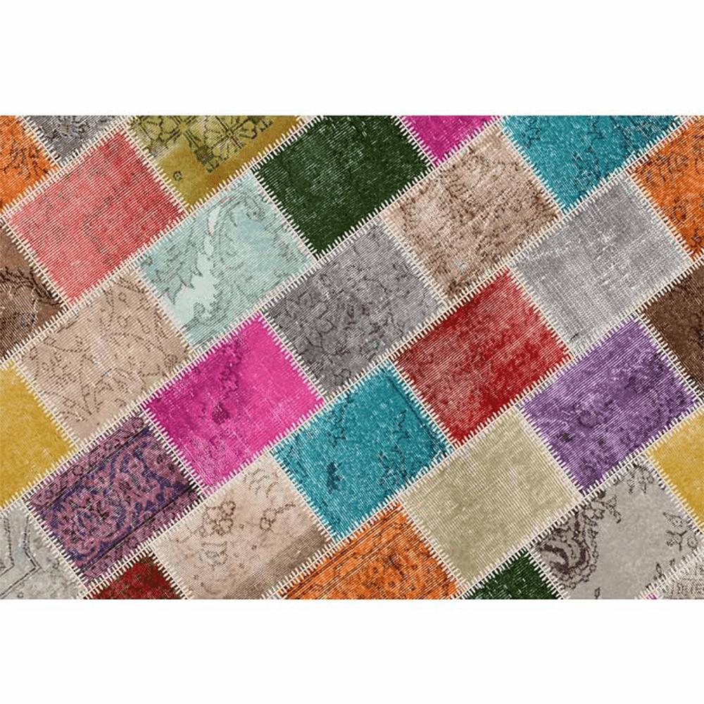 Szőnyeg, színes, 80x150,  ADRIEL