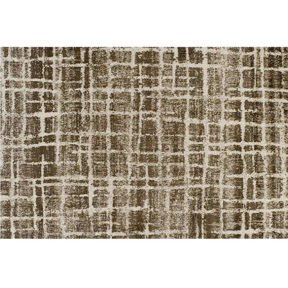 Szőnyeg, bézs/barna, 57x90, STELLAN