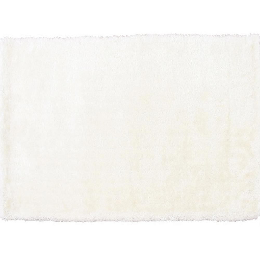 Szőnyeg, hófehér, 170x240, AMIDA