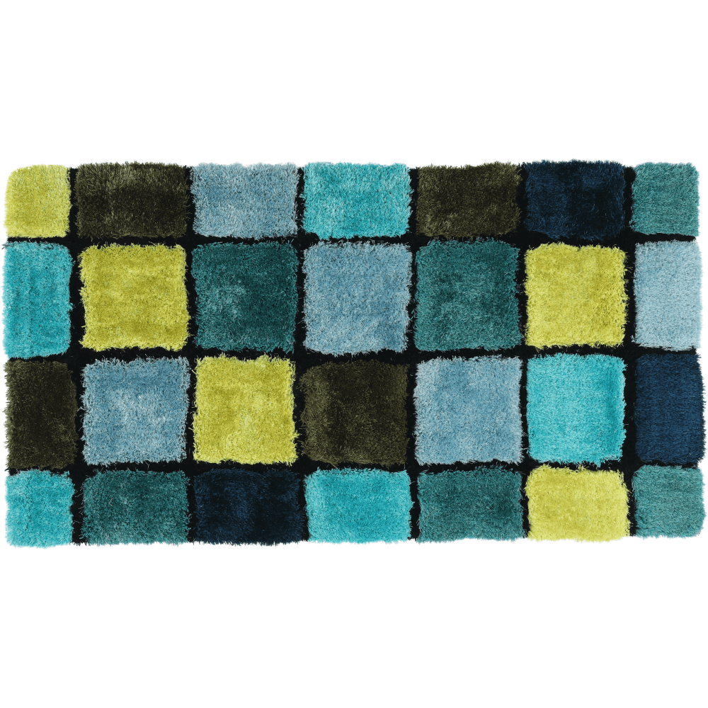Covor 80x150 cm, mix de culori, LUDVIG