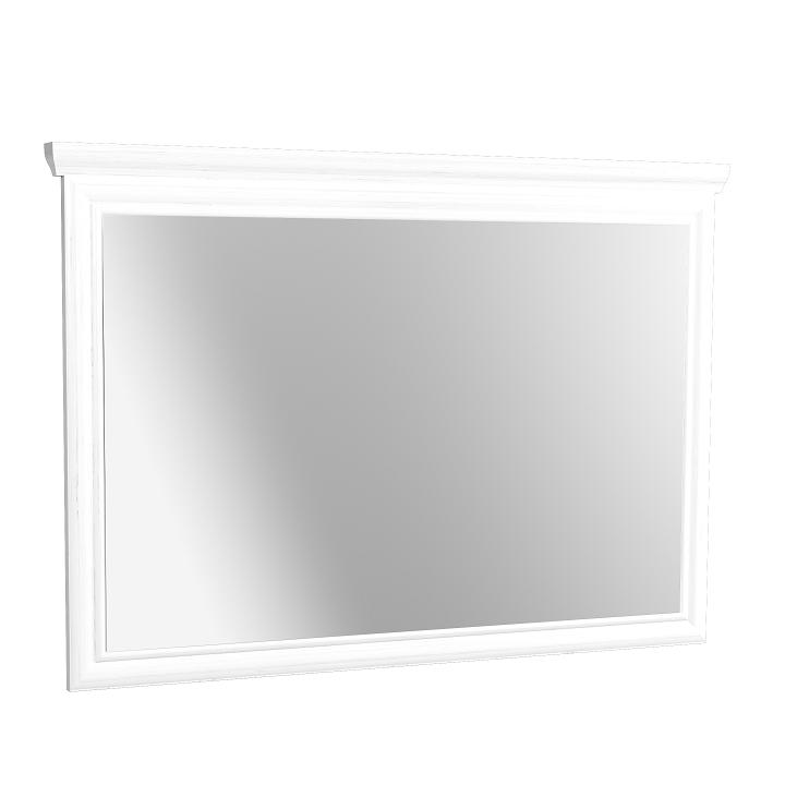Zrkadlo KC2, sosna andersen, na bielom pozadí, KORA