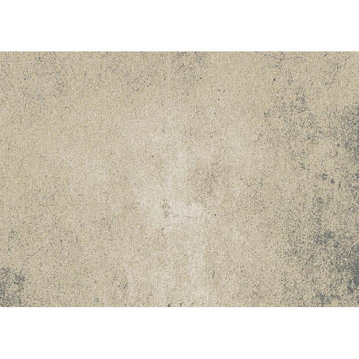 Koberec, béžová, 67x210, SAURON, na bielom pozadí