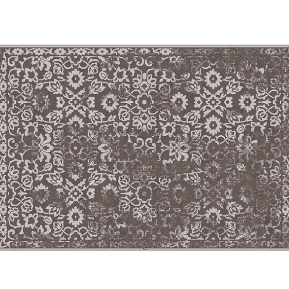 Szőnyeg, vintage, barna, 160x230, MORIA