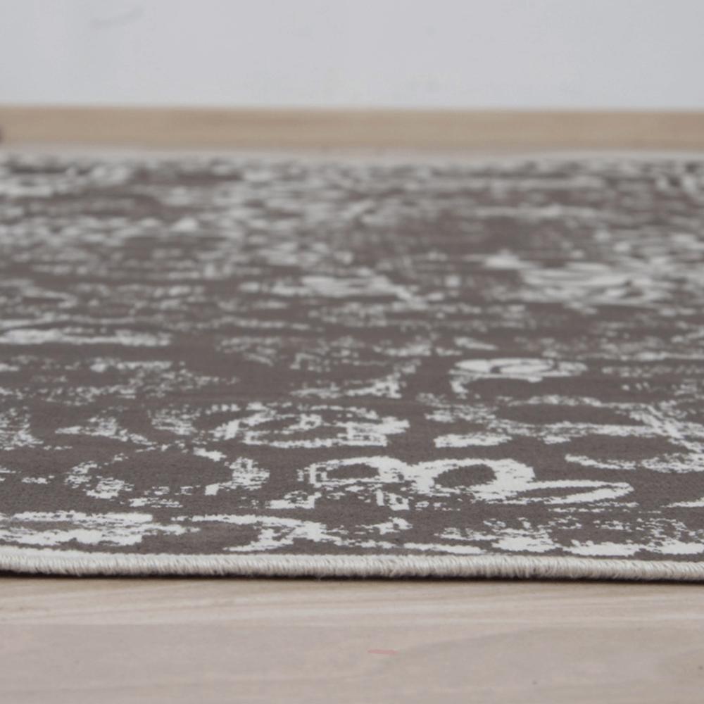 Covor vintage 200x300 cm, maro, MORIA