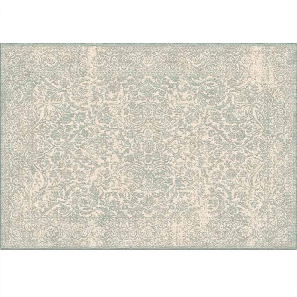 Szőnyeg, bézs/szürke minta, 200x300, ARAGORN