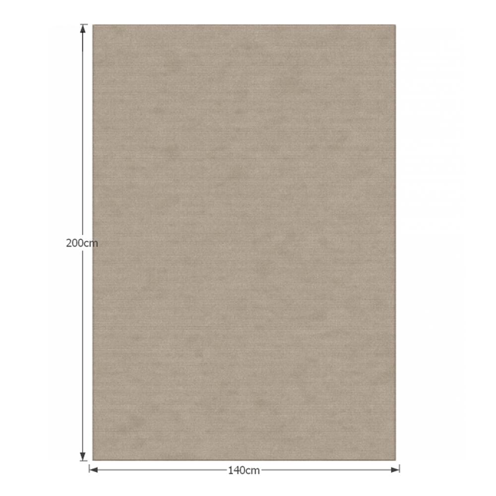Szőnyeg, cappucino, 140x200, KALAMBEL