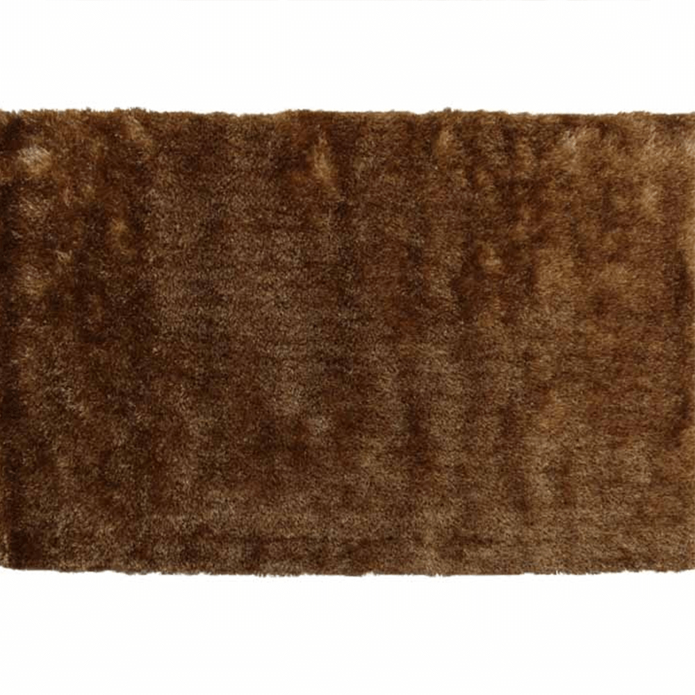 Szőnyeg, aranybarna 100x140, DELAND