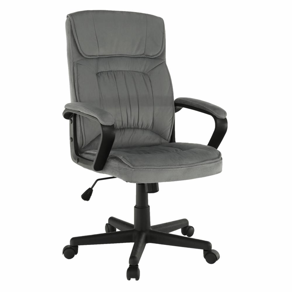 Irodai szék, szürke, OLBA