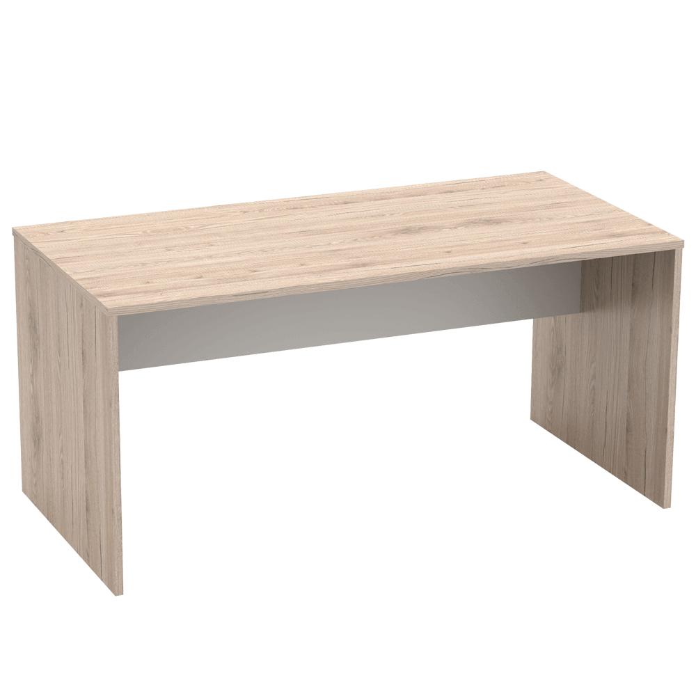 Masă de birou, San Remo/albă, RIOMA TIPUL 16