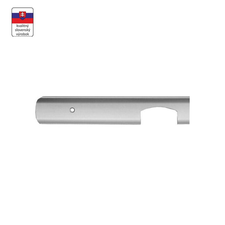 Spojovacia lišta k pracovnej doske a rohovej skrinke, NOVA PLUS DO-022-28