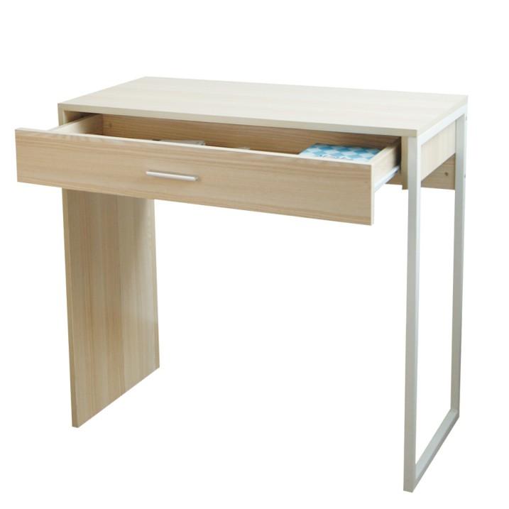 PC stôl, prírodný buk, AVARD