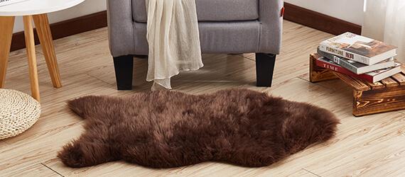 Szőrme szőnyeg