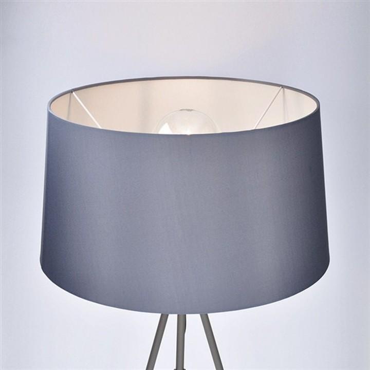 Stojacia lampa, matná sivá, MILANO WA004-G