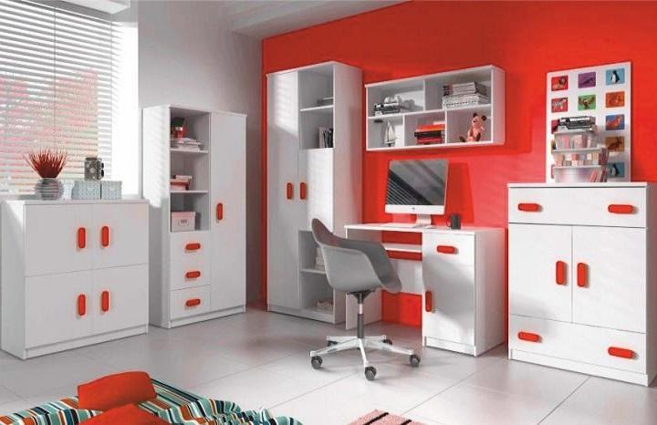 Nábytok do dievčenskej izby Svend